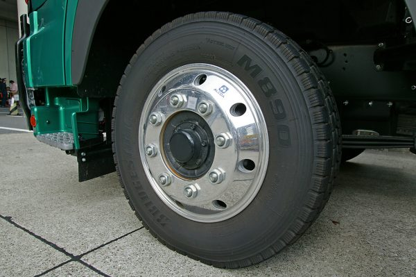Traditional Truck Tyres for SUVs