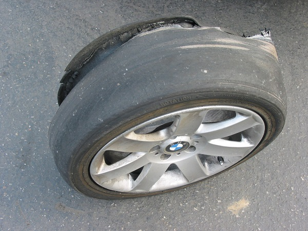 Tyre Reviews - Time to Replace Tyres