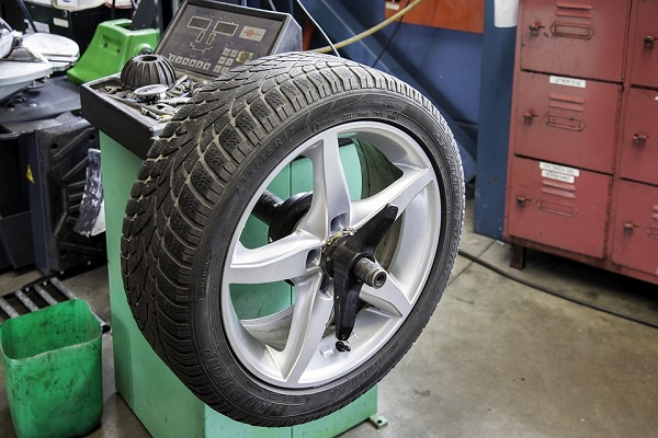 Inspect Wheel Alignment