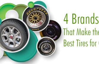4 Brands That Make the Best Tires for Cars
