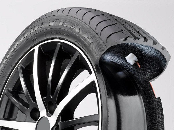 Self-Inflating Tyre Technology by Goodyear