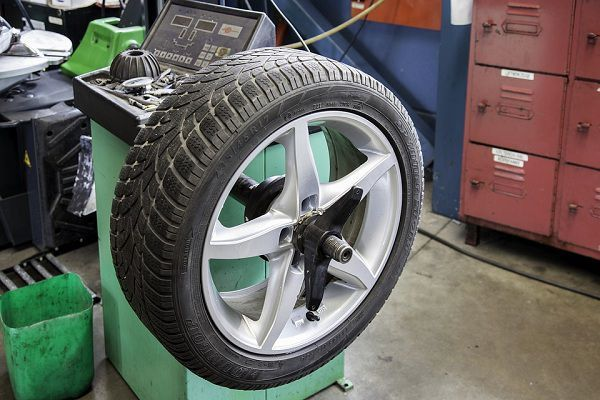 Alignment of the Wheel