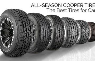 All-Season Cooper Tires - The Best Tires for Cars