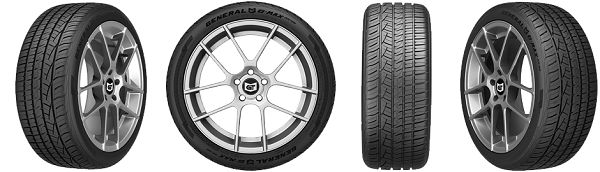 The Best Tires for Cars - G-MAX AS-05