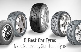 5 Best Car Tyres Manufactured by Sumitomo Tyres