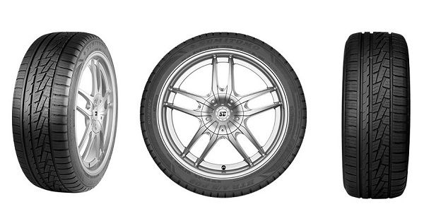 HTR A/S P02 All-Season & High-Performance Car Tyres