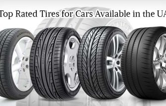 5 Top Rated Tires for Cars Available in the UAE