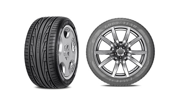 Goodyear Eagle F1 Directional 5 – Top Rated Tires for Cars