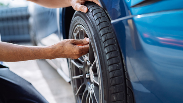 Daily Check-up of the Car Tyres