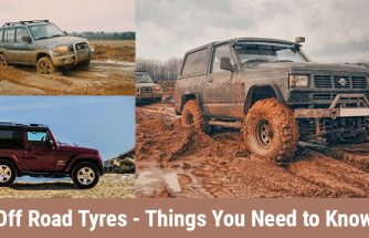 Off-Road Tyres - Things You Need to Know