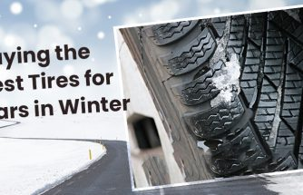 Buying the Best Tires for Sedans in Winter