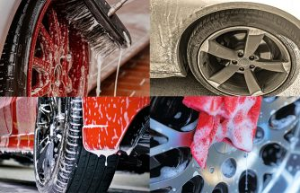 How to Clean Car Tyres for Best Results