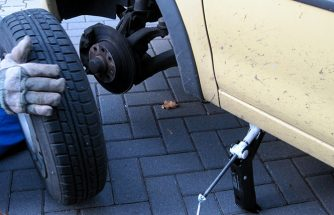 A Step-by-Step Guide for Changing a Tire